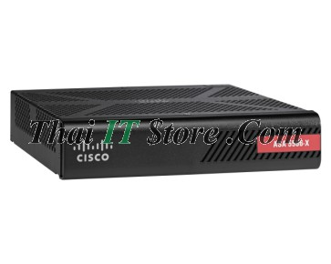 ASA 5506-X with FirePOWER services and Sec Plus License