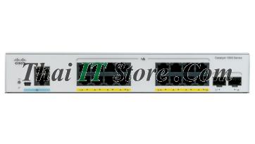 C1000-16FP-2G-L 16x 10/100/1000 Ethernet PoE+ ports and 240W PoE budget, 2x 1G SFP uplinks