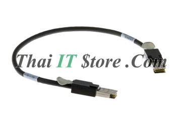 ขาย Cisco Catalyst 2960-S 2960-X stacking cable [CAB-STK-E-0.5M] ราคาถูก