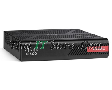 ASA 5506-X with FirePOWER Services Security Plus License [ASA5506-SEC-BUN-K9]