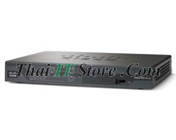 Cisco Router C887 ADSL Ethernet Security Router [C887VA-K9]