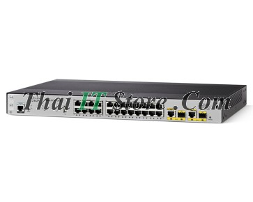 Cisco 891 with 2GE/2SFP  and 24 Switch Ports [C891-24X/K9