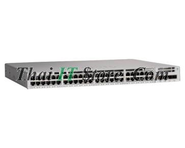 Catalyst 9200L48-port partial PoE+ 4x1G uplink Switch, Network Essentials
