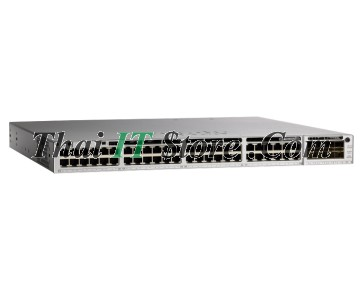 Catalyst 9300 48-port PoE+, Network Advantage