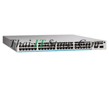 Catalyst 9300 48-port 2.5G (12 mGig) UPOE, Network Essentials