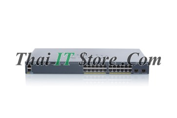 [WS-C2960X-24TD-L] Catalyst 2960X 24 port 10/100/1000, 2 x 10G SFP+, LAN Base