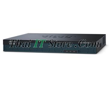 Cisco Router 1921 Security Bundle [CISCO1921-SEC/K9]