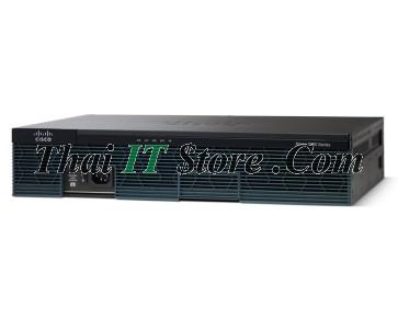 Cisco Router 2911 Security Bundle [CISCO2911-SEC/K9]