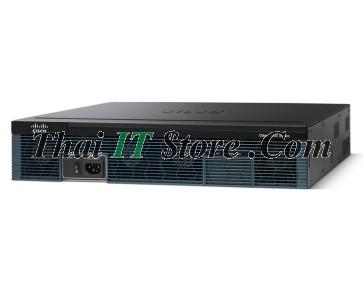 Cisco Router 2951 Security Bundle [CISCO2951-SEC/K9]