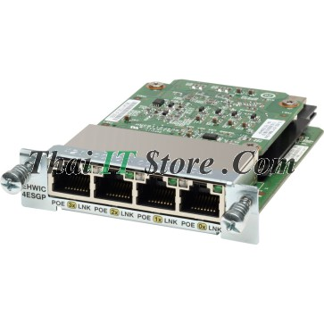 ขาย Cisco EHWIC-4ESG  [EHWIC-4ESG] ราคาถูก