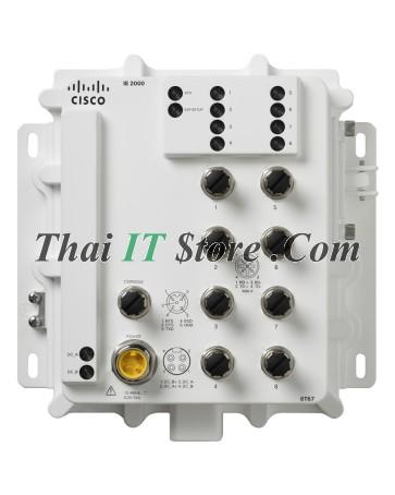 IE 2000 IP67 8 10/100, LAN Based