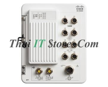 Catalyst IE3400 Heavy Duty, 8 FE M12 interfaces, Network Advantage
