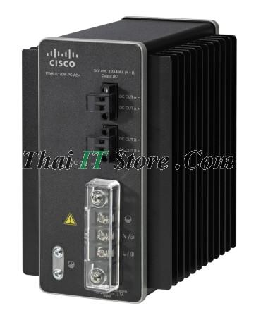 [PWR-IE170W-PC-AC=] IE 170W Power Module AC in, 54VDC/3.15A out, PoE+
