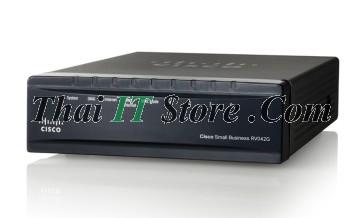 ขาย Cisco SMB VPN Router Dual Gigabit WAN [RV042G-K9-EU] ราคาถูก