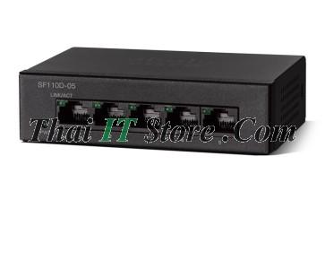 Cisco SMB SF110 5 Port 10/100 [SF110D-05-EU]