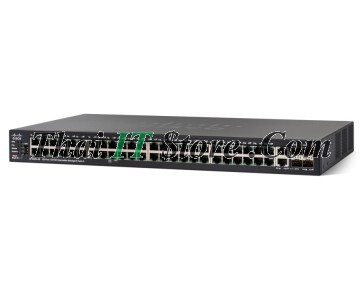 [SF550X-48MP-K9-EU] SF550X 48 Port 10/100 PoE+ 740W, 4x10G SFP+/RJ-45