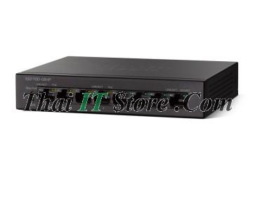 Cisco SMB SG110 8 Port Gigabit PoE [SG110D-08HP-EU]