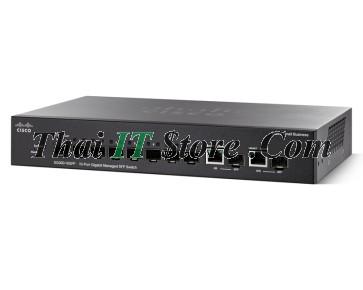 Cisco SMB SG300 10 Port SFP Gigabit [SG300-10SFP-K9-EU]
