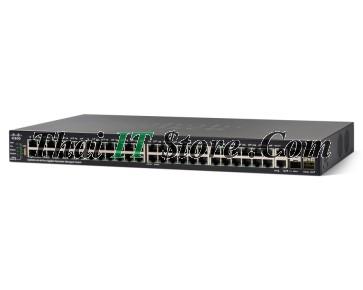 [SG550X-48P-K9-EU] SG550X 48 Port 10/100/1000 PoE+ 382W, 4x10G SFP+/RJ-45