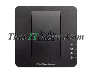 Cisco SMB Voice Gateways 2 Port Adapter [SPA112]
