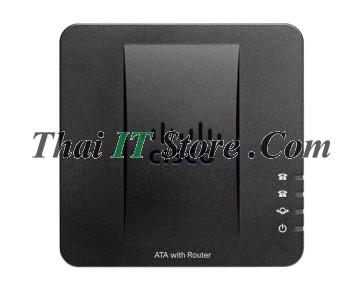 Cisco SMB Voice Gateways ATA with Router [SPA122]