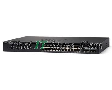 Cisco Catalyst 3650 24 Port PoE 4x1G Uplink IP Base [WS-C3650-24PS-S]