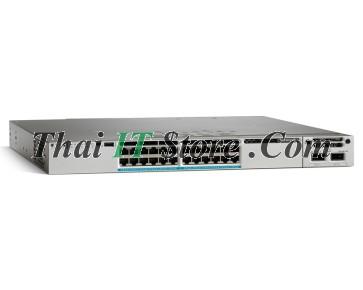 Cisco Catalyst 3850 24 mGig UPOE IP Base [WS-C3850-24XU-S]