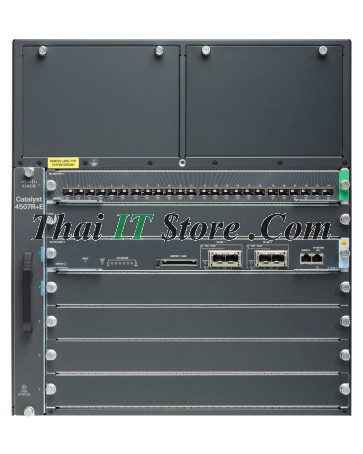 Cisco Catalyst 4507R+E Chassis Only [WS-C4507R+E]