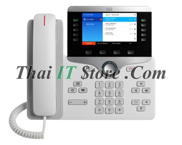 IP Phone 8841, White