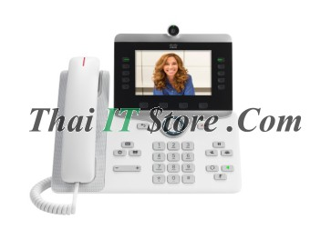 CP-8865-W-K9 | IP Phone 8865, White