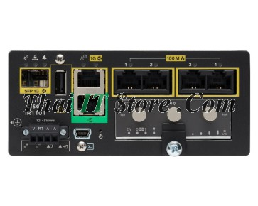 IR1101 Integrated Services Router Rugged with SL-IR1101-NA software license