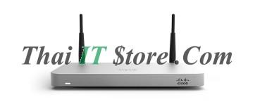 Meraki MX64W Cloud Managed Security Appliance with 802.11ac