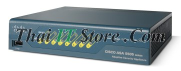 Cisco ASA 5505 with Security Plus License UL Users [ASA5505-SEC-BUN-K9] ราคาถูก