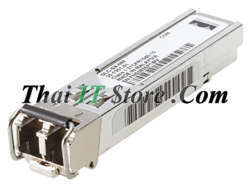Cisco SFP 1000BASE-EX Up to 40km (Single-Mode) [GLC-EX-SMD]