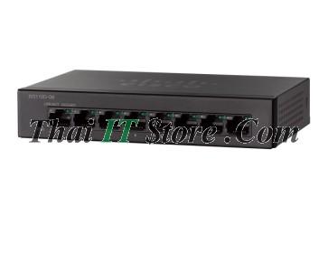 SG110D-08-EU 8 Port 10/100/1000 Desktop Switch