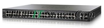 ขาย Cisco SMB SF200 48 Port 10/100 PoE [SLM248PT-G5] ราคาถูก