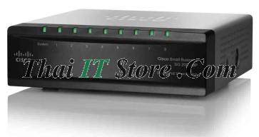 ขาย Cisco SMB SG 200-08P 8 Port Gigabit PoE [SLM2008PT-EU] ราคาถูก
