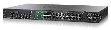 ขาย Cisco SMB SG200 26 Port Gigabit PoE [SG200-26FP-EU] ราคาถูก