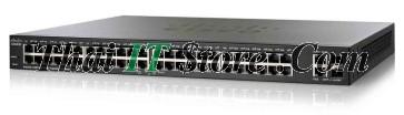 ขาย Cisco SMB SG200 50 Port Gigabit PoE 370W [SG200-50FP-EU] ราคาถูก