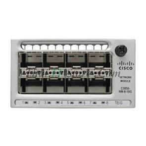 Catalyst 3850 8 x Gigabit Ethernet/8 x 10 Gigabit Ethernet network module