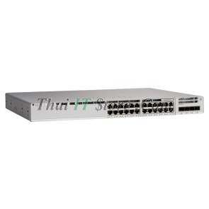 Catalyst 9200 24-port PoE+ Switch. Network Essentials