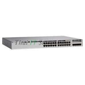 Catalyst 9200L 24-port Data 4x1G uplink Switch, Network Essentials