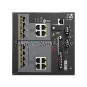 IE-4000 4 x combo 10/100M, 4 x 1G Combo, LAN Base