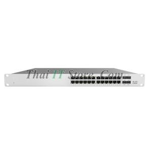 Meraki MS120-24P 1G L2 Cld -Mngd 24x GigE 370W PoE Switch