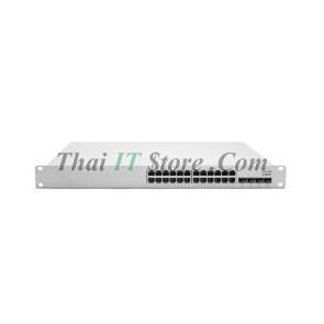 Meraki MS350-24 L3 Stck Cld-Mngd 24x GigE Switch