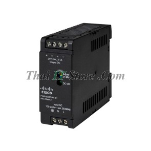 Cisco Industrial Din-Rail Power Supplies 50W AC to DC