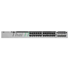 Cisco Catalyst 3850 24 Port UPOE IP Services [WS-C3850-24U-E]