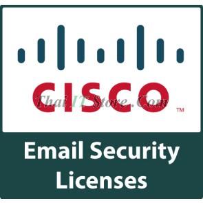Cisco ESA Inbound Essentials Bundle 3 Year, 200-499 Users [ESA-ESI-3Y-S2]