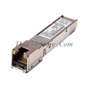 GLC-T SFP 1000BASE-T, RJ-45 Copper, 100m