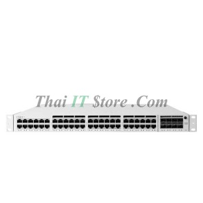 Meraki MS390 48 port 12mGig, 36m2.5G L3 UPOE Switch